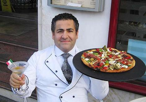 A Pizza fit for a Millionaire